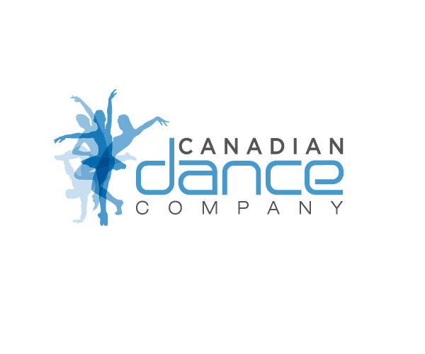 canadian-dance-company-logo-design | Lettering and logos