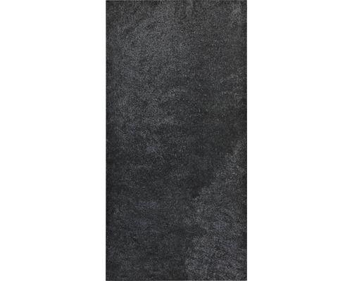 Feinsteinzeug Wand Und Bodenfliese Gran Sasso Nero 30 X 60