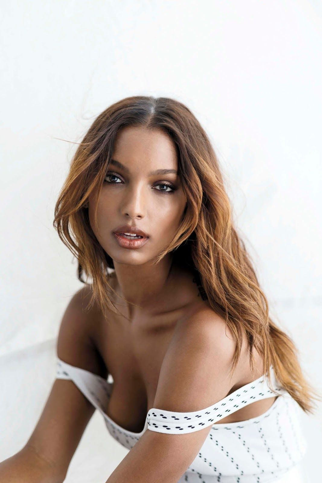 a20f637f06 EDITORIAL+COVER  Jasmine Tookes in Maxim US February 2017 by Gilles  Bensimon — Like A Diamond — Photography  Gilles Bensimon