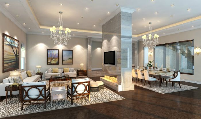 Flora di menna designs condo interior design condo for Siti di interior design