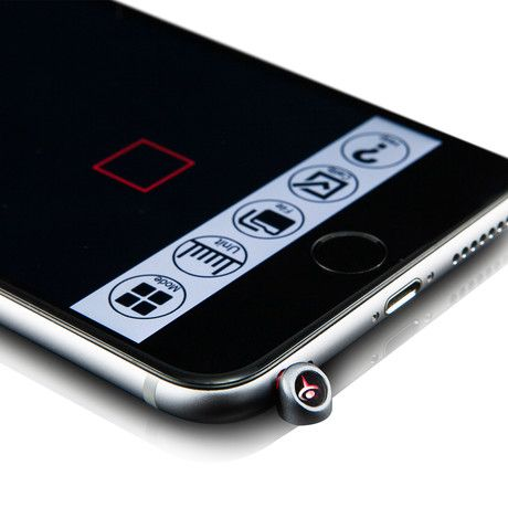 The iPin Spatial Ruler is about to make manual measuring and expensive equipment a thing of the past. Plugging directly into your iPhone's headphone jack, it enables instant measurement and laser-guided photo recording, stamped with the dimensions...