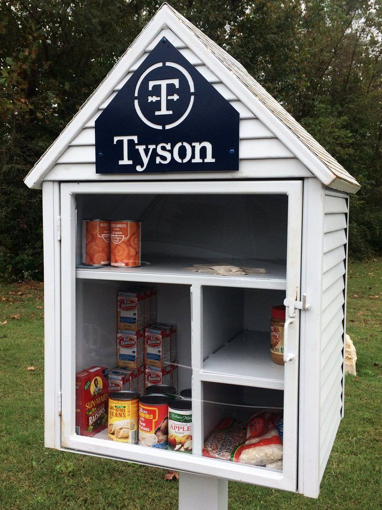 Project Gallery — Little Free Pantry Little free pantry
