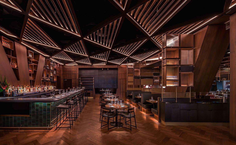 Wallpaper Kawi New York Usa Contemporary Designers Furniture Hospitality Design Hudson Yards Liverpool Street
