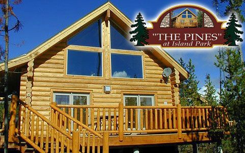 4 Nights In Yellowstone For The Whole Family 899 Island Park Cabins Near Yellowstone Cabin