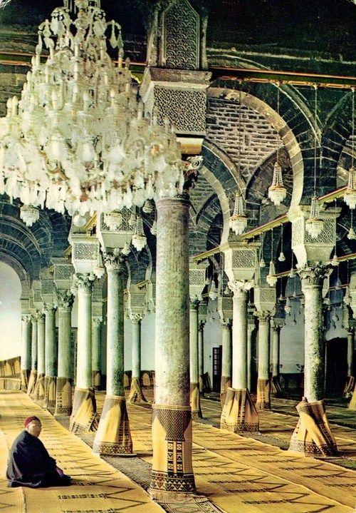 Criminallyinnocent Al Zaytuna Mosque In Tunis Tunisia Beautiful Mosques Tunisia Mosque