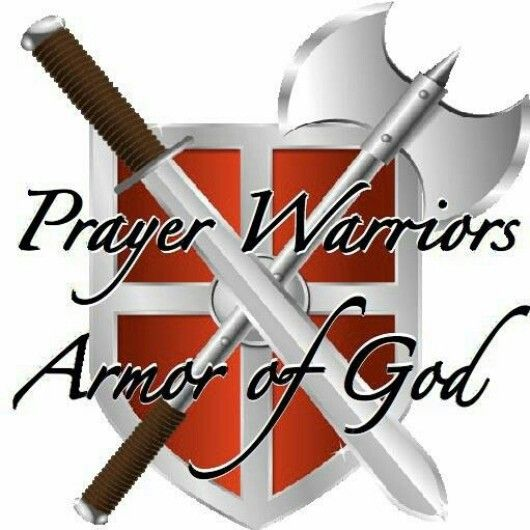 Prayer Warriors Armor Of God