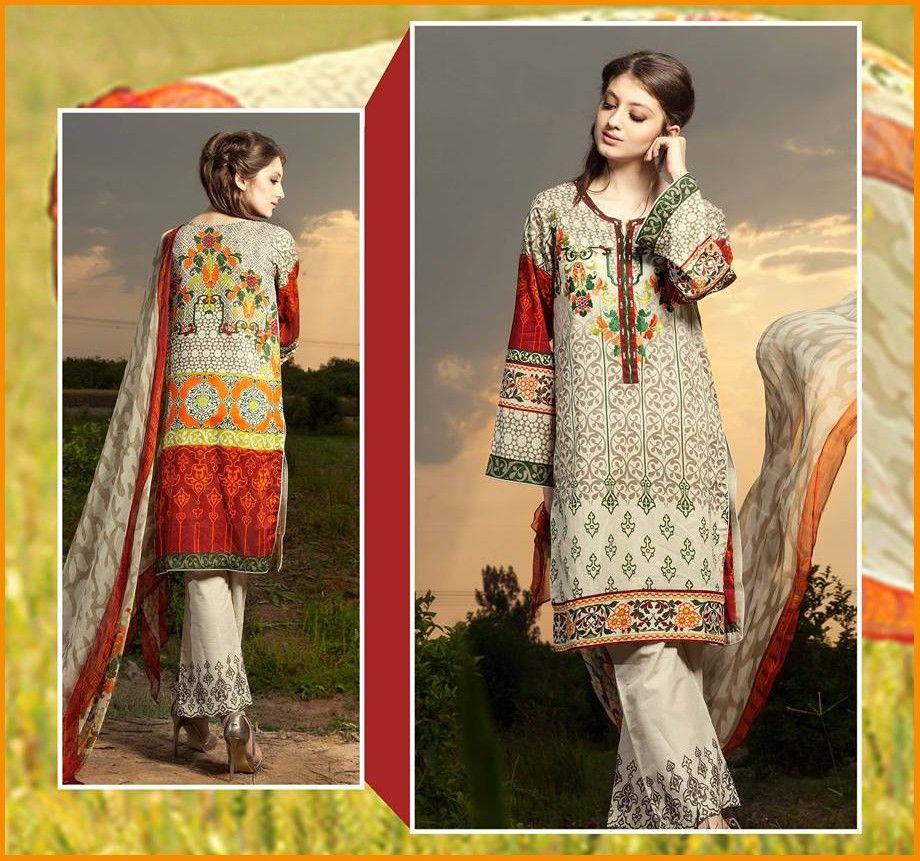 Phulkari By Taana Baana Lawn Dresses Collection 2016   #Phulkari #TaanaBaana #LawnCollection #Dresses #PakistaniLawn #PakistaniDresses