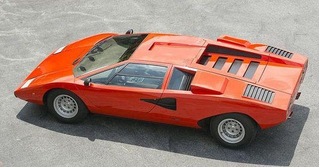 Lamborghini Countach LP 400 Periscopa - LGMSports.com