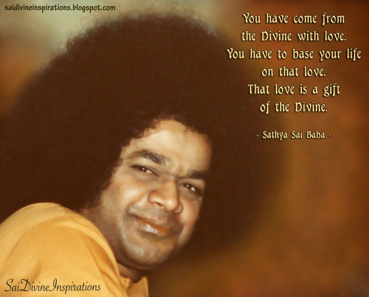 Eternal Sai 127 Sai Baba Sai Baba Quotes Sathya Sai Baba