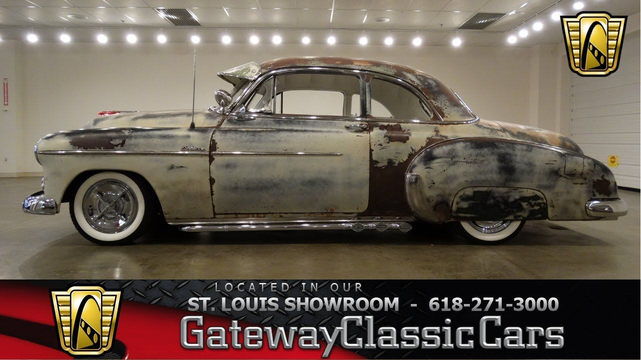 1950 Chevrolet Styleline Deluxe Stock #6684 Gateway Classic Cars St. Lou.