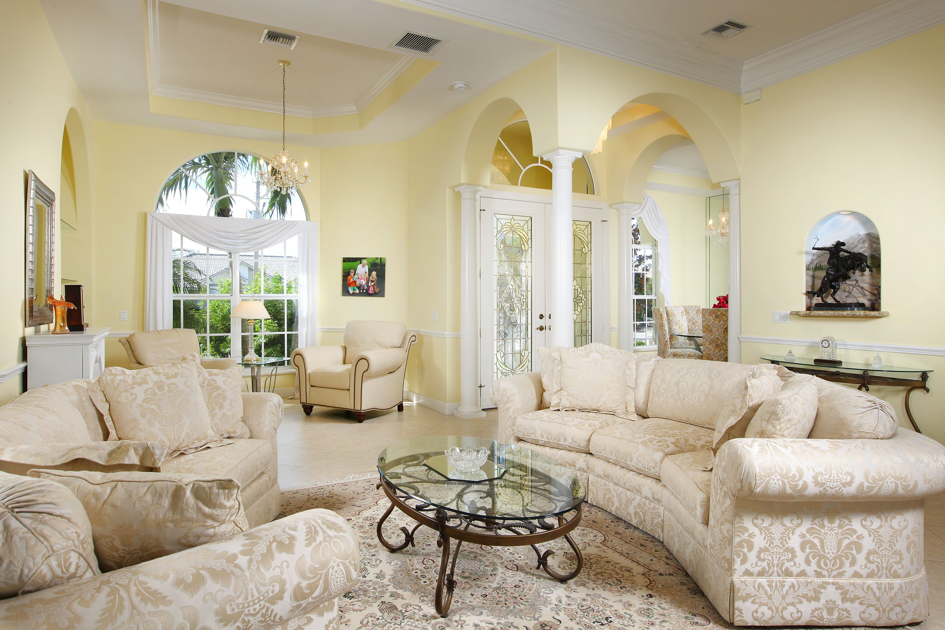 Living Room. Other upgraded and desirable features are plant ...