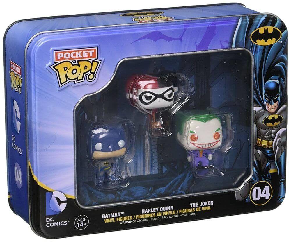 New DC Comics The Joker /& Harley Quinn Exclusive Mini Figure 2-Pack