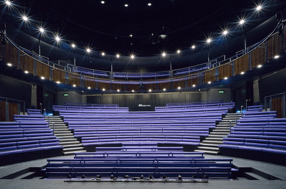 Stupendous Unicorn Theatre For Children Main Auditorium With Bench Gmtry Best Dining Table And Chair Ideas Images Gmtryco