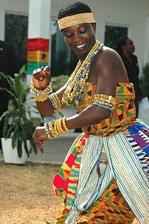 The traditional cultural dances in ghana | GHANA | Ghana