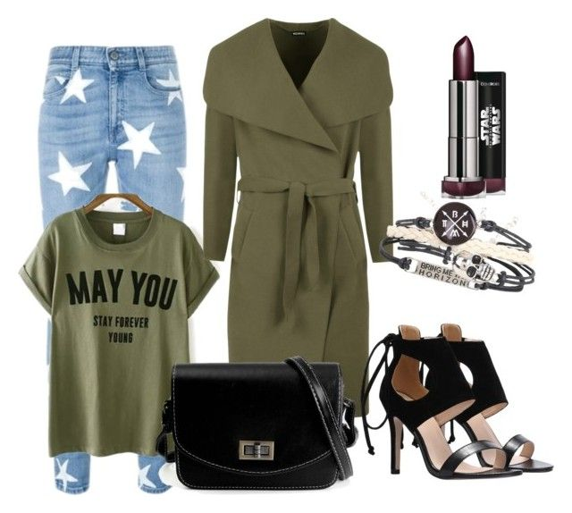 """""""#DRESSY#WARRIORS"""" by popiplkn on Polyvore featuring STELLA McCARTNEY, WearAll, women's clothing, women's fashion, women, female, woman, misses and juniors"""