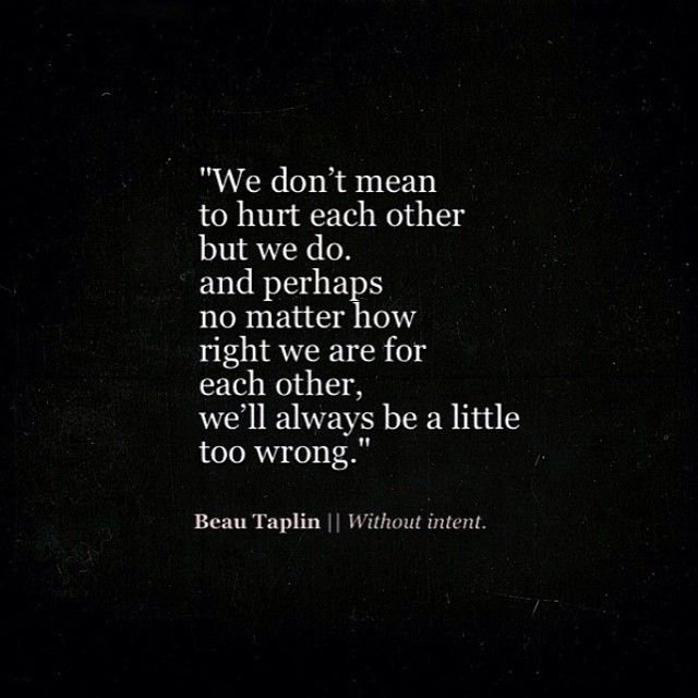 Posting the best poems by Beau Taplin.
