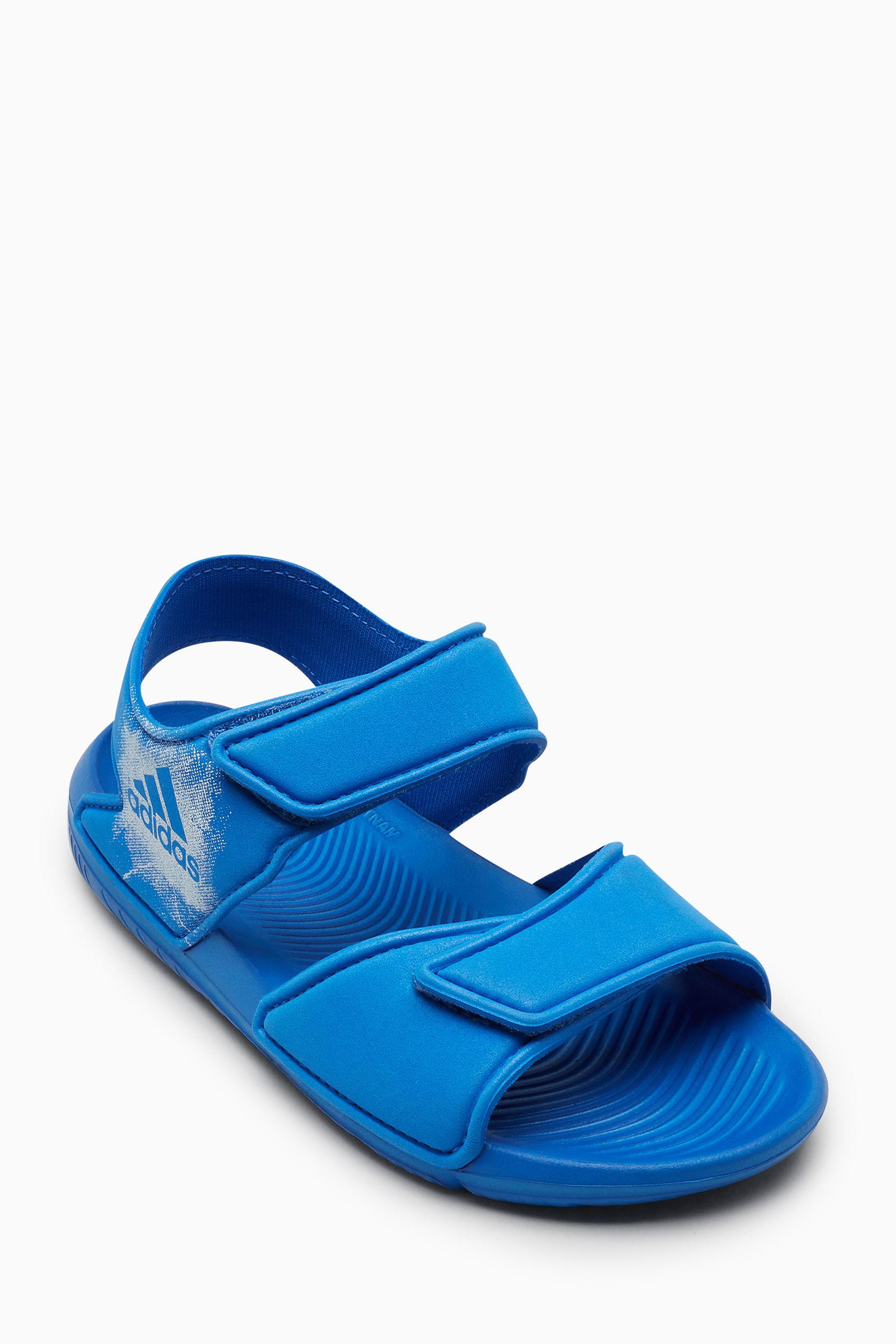 3ad234b28991 Boys adidas Alta Swim Sandal - Blue in 2019
