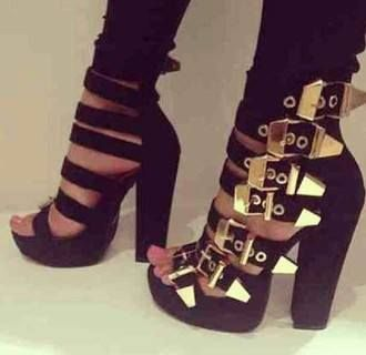 #women #mylook #fashiondiaries #lookoftheday #outfitiftheday #instalooks #shoes #instaglam #girlystyle #outfit #ladies #trendy #buckles #dressy #girly #style #instalook #ootd #fashionaddict #black #highheels #instamode #woman http://goo.gl/sEVMVJ