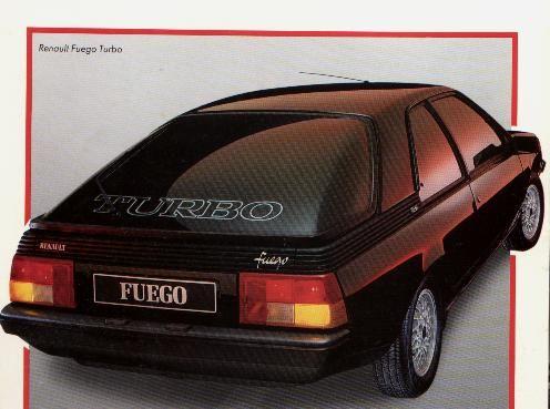 renault fuego turbo renault gordini alpine pinterest cars. Black Bedroom Furniture Sets. Home Design Ideas