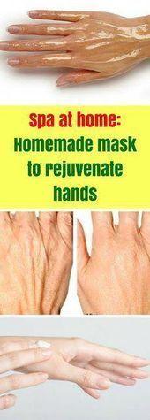 cuidado del cuerpo para el cuidado de las manos