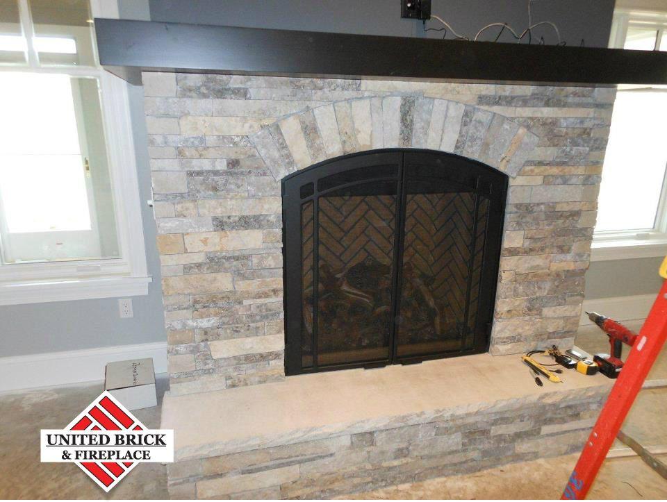 Mendot Fv46 Brick Fireplace Brick Fireplace