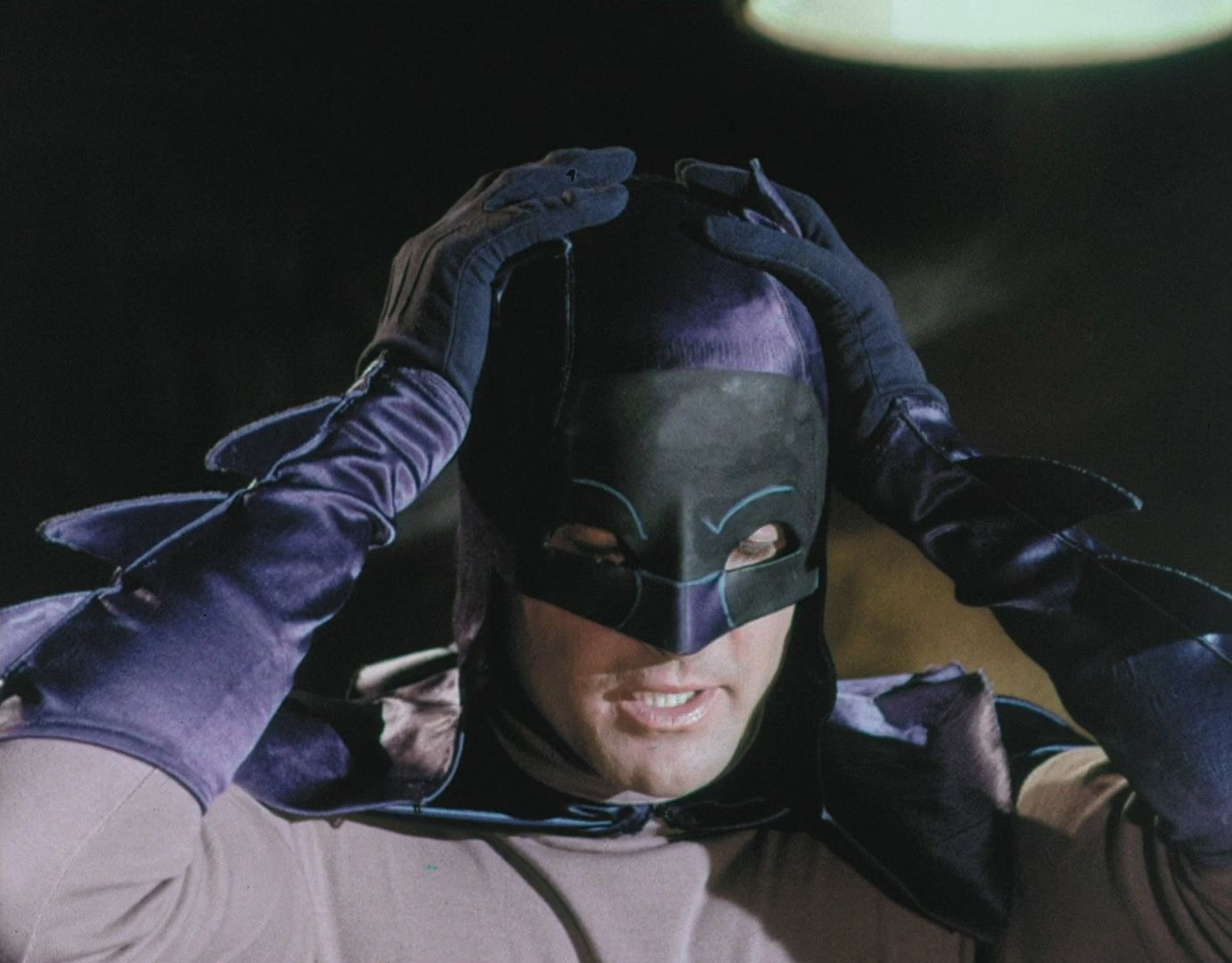 Screen-Test: Lyle Waggoner as Batman  | Bat Man 1966 | Batman 1966