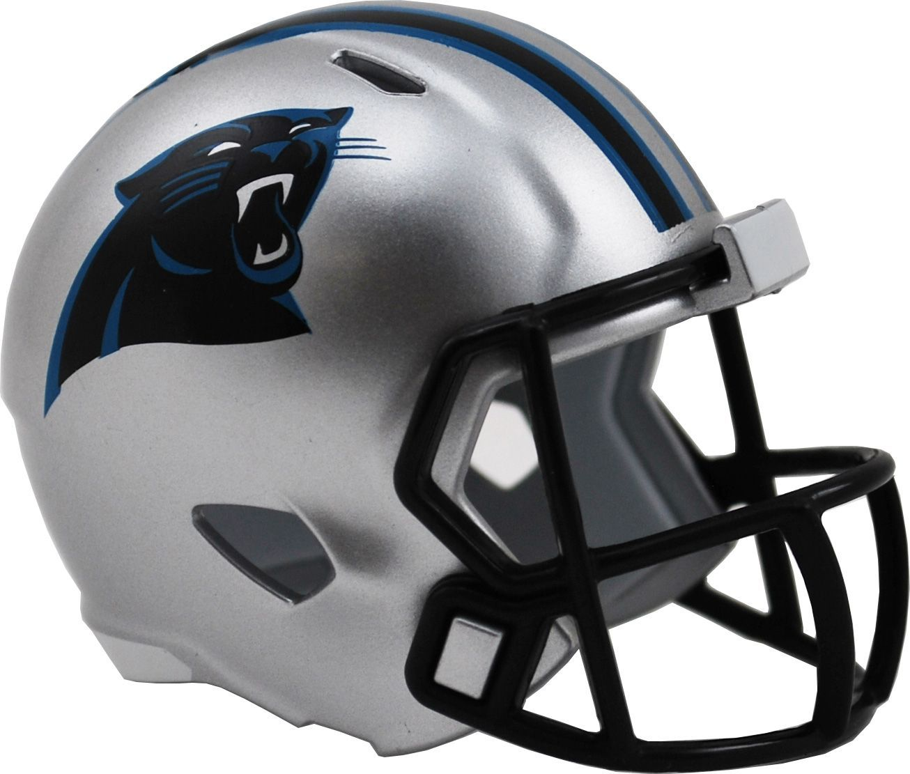 Riddell Carolina Panthers Pocket Single Speed Helmet Carolina Panthers Helmet Carolina Panthers Panthers Helmet
