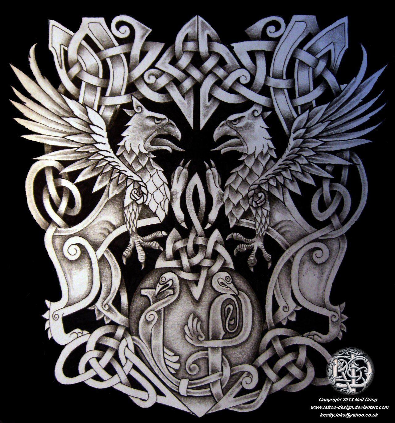 Family crest coat of arms by tattoo design pinterest family crest coat of arms by tattoo design celtic warrior tattoosceltic tattoosviking tattooswarrior symbol tattooirish biocorpaavc Gallery