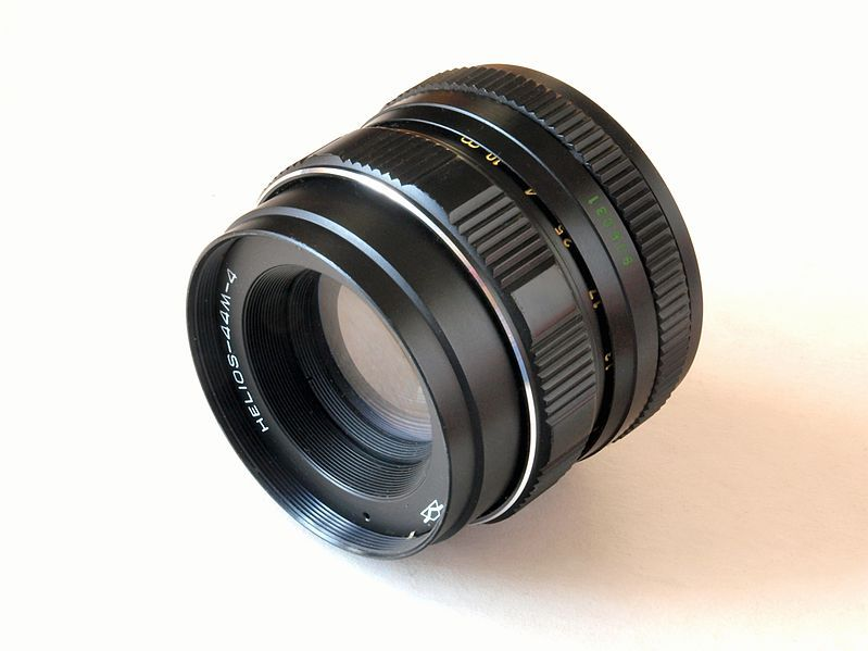 Legendary Helios Lens Making Company And Plant Reopened Lenses Dslr Lens