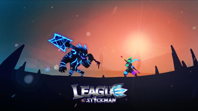 Download League of Stickman Mod Apk http//www