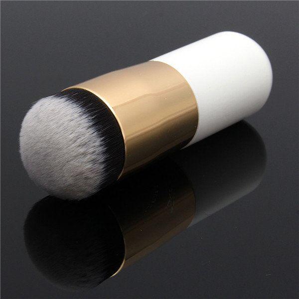 Soft Fiber Makeup Blusher Brush Concealer Powder Foundation Cosmetic Tool Beauty