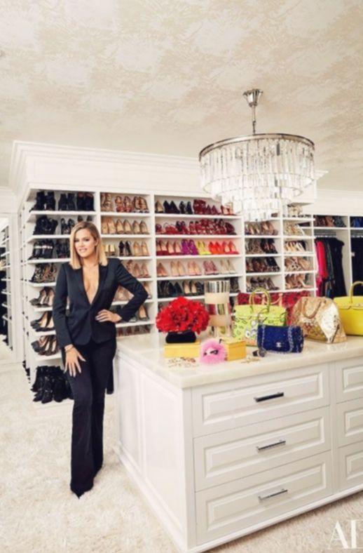 ✔ Dress Room Closet Khloe Kardashian #lovely #dress #hairgoals #khloekardashianhouse ✔ Dress Room Closet Khloe Kardashian #lovely #dress #hairgoals #khloekardashianhouse