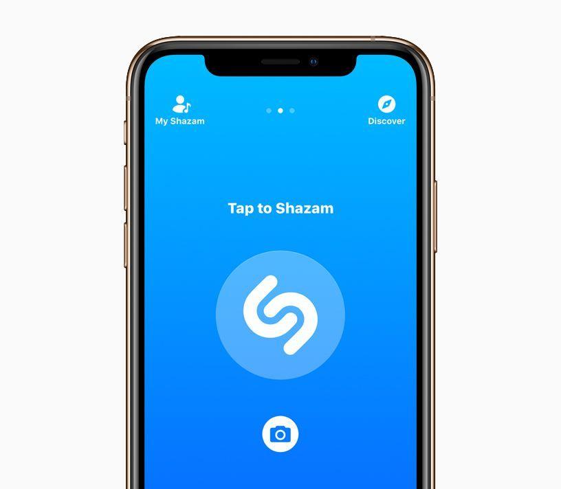 آبل تكمل استحواذها على تطبيق Shazam Voice recognition
