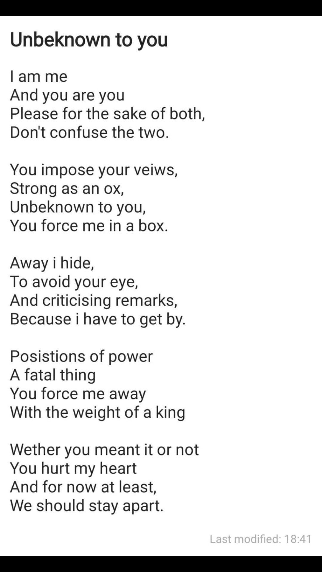 Lgbt Poems 3
