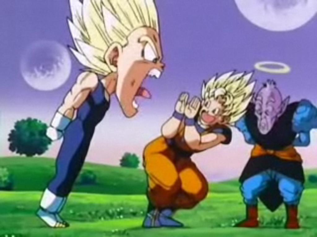 Dragon Ball Z Image Goku And Vegeta Dragon Ball Z Best Anime Shows Dragon Ball