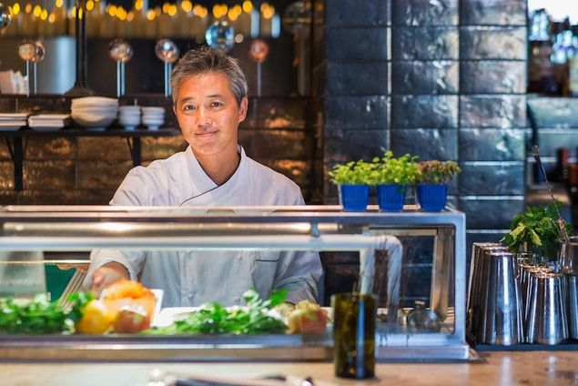 Incoming chef Yo Matsuzaki introduces a new menu and theme #foodnews | Washingtonian