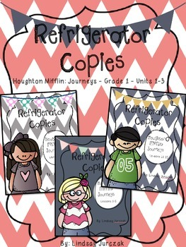 Houghton mifflin journeys grade 1 units 1 3 refrigerator copies houghton mifflin journeys grade 1 units 1 3 send home refrigerator copies with students fandeluxe Image collections