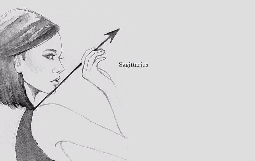 sagittarius woman dating all the signs