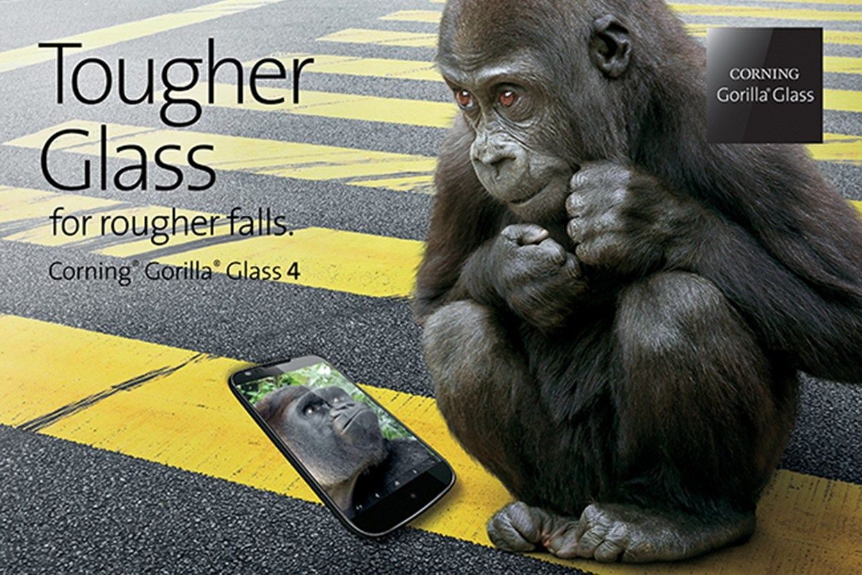 'Twice as tough' Gorilla Glass 4 to make phones more