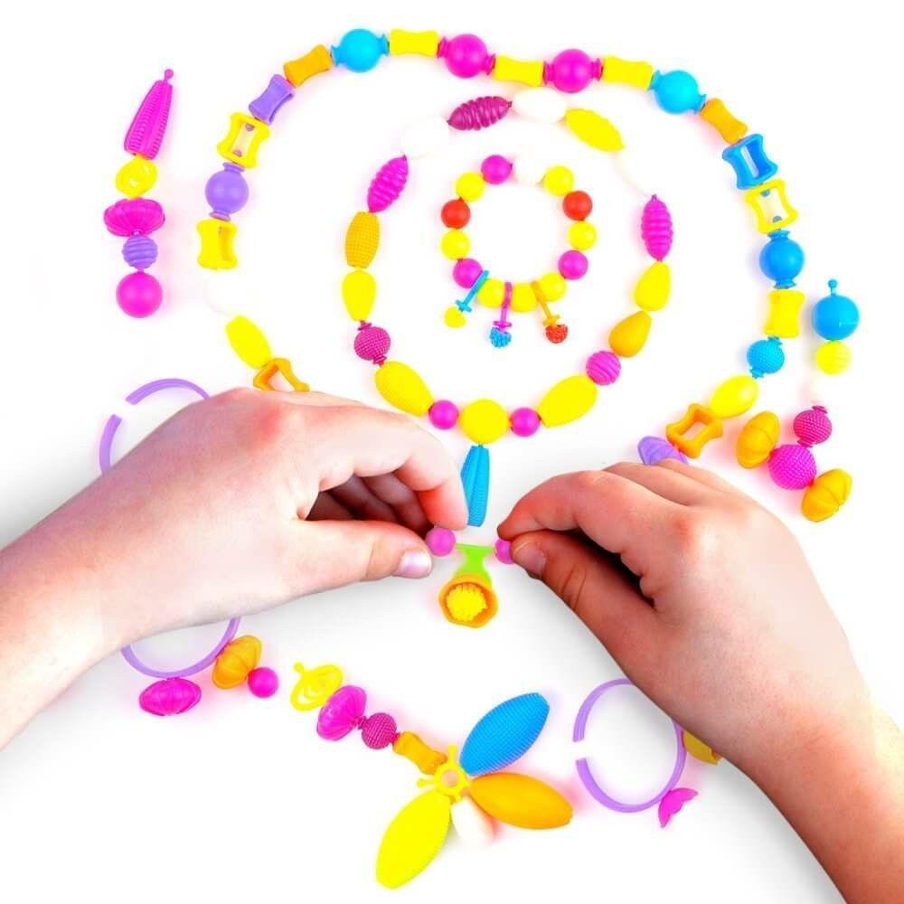 art beads fun and creative jewelry making kit for kids