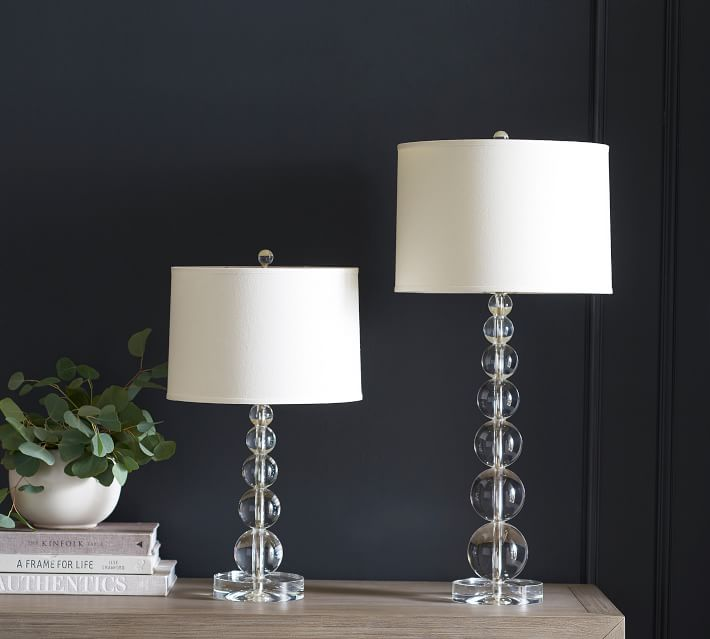 Stacked Crystal Lamp Crystal Lamp Crystal Table Lamps Table Lamp
