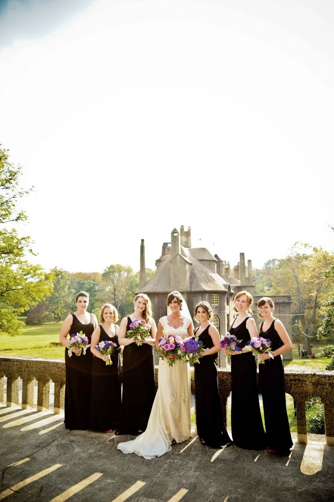 Fonthill Castle Wedding Doylestown Pa