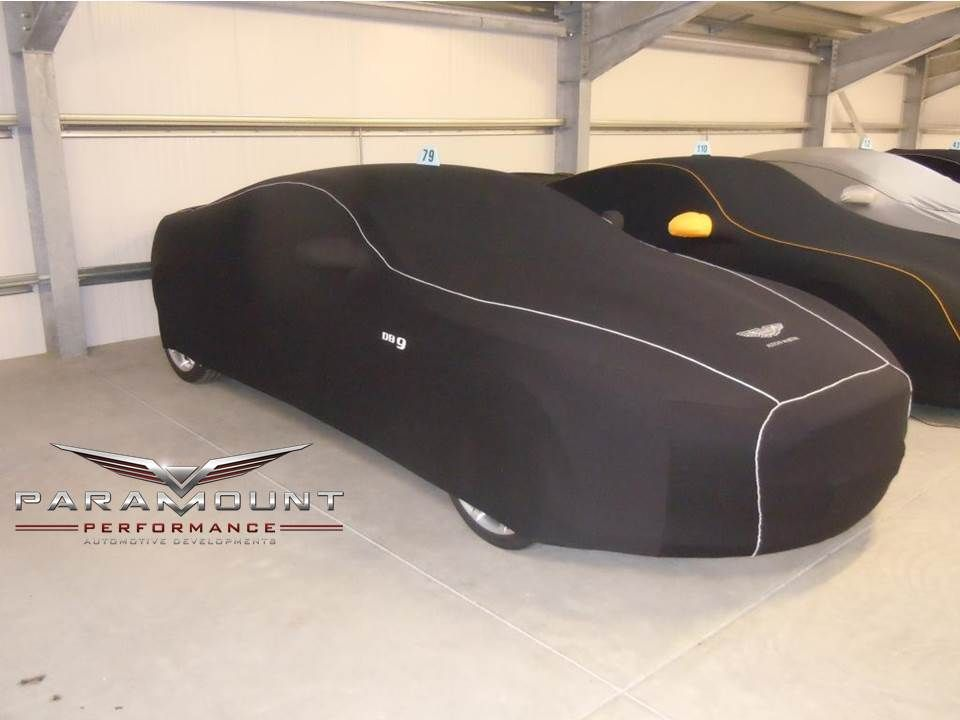 aston martin db9 car cover - luxury custom tailored indoor car