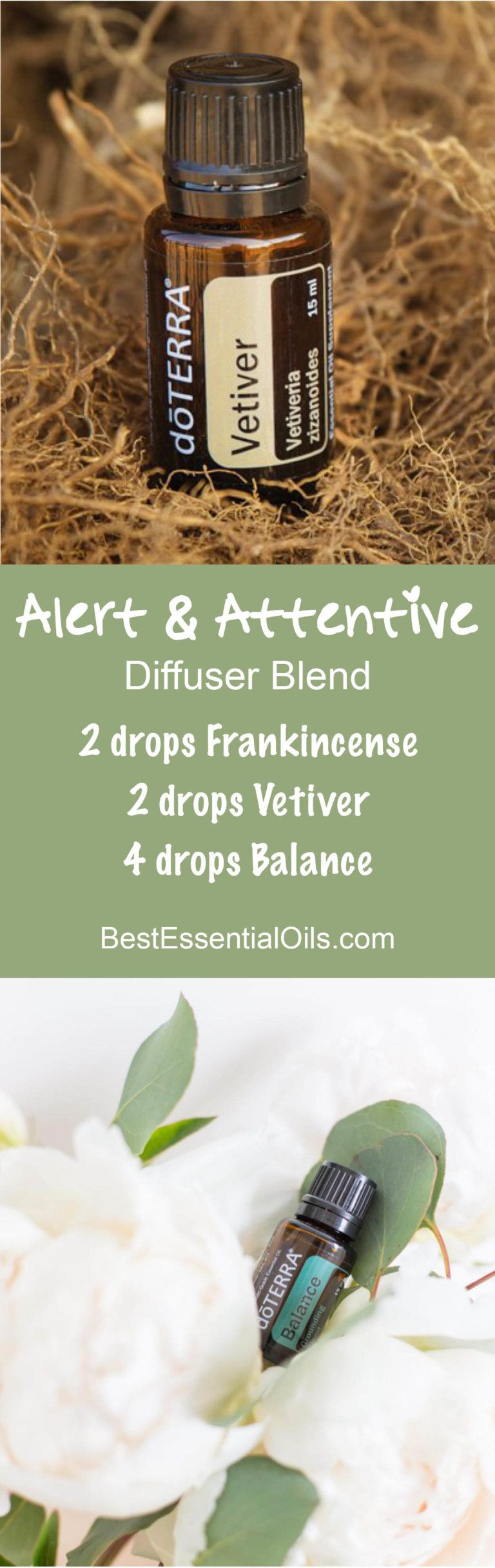 Doterra Oils For Focus Diffuser Blends To Help With