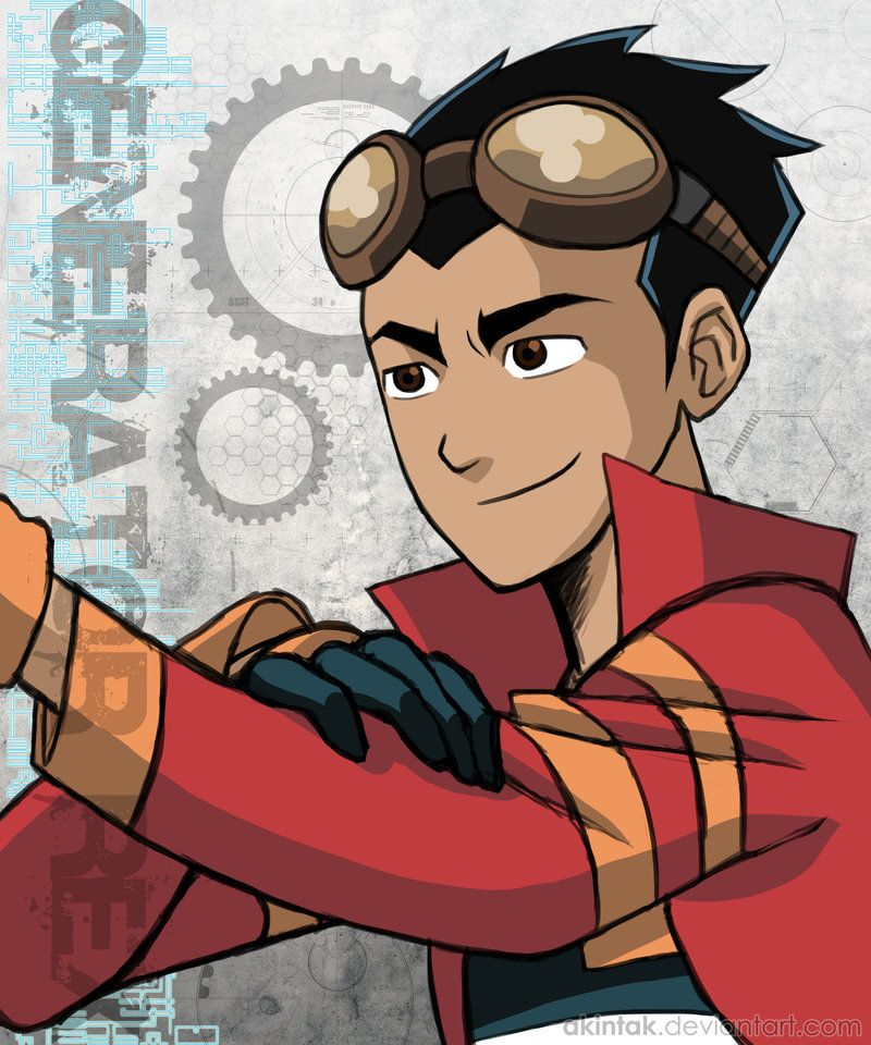 Generator Rex by on DeviantArt