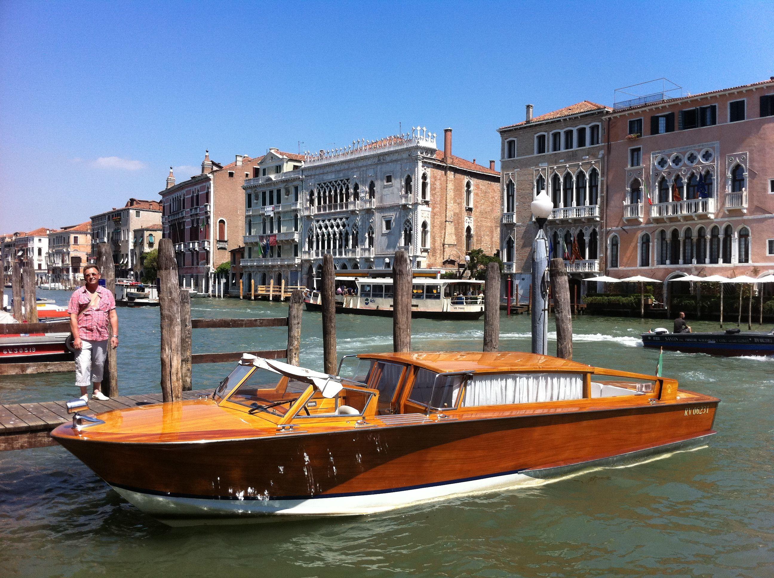 Water Taxi Venice Venice Italy Venice Italy Travel Venice