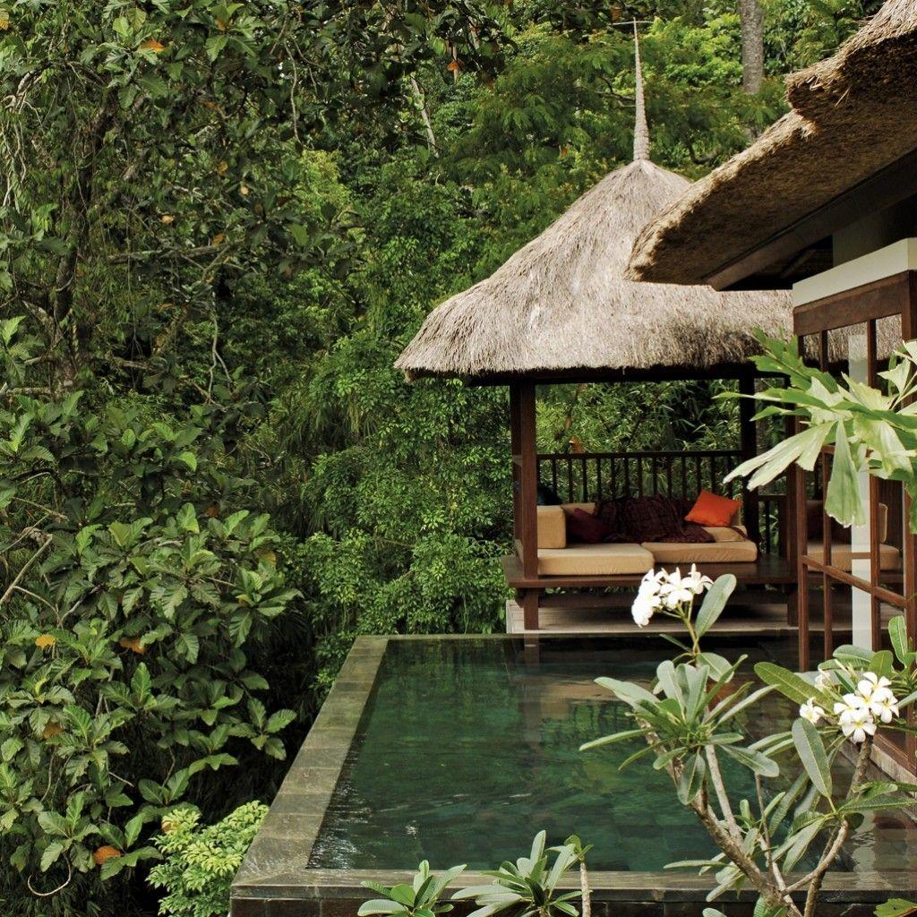 ubud hanging gardens—bali, indonesia. #jetsetter | wanderlust