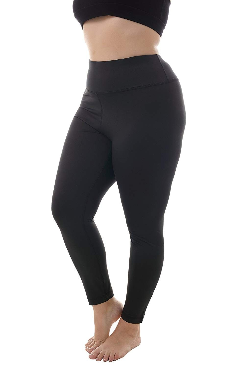 It S Not A Myth Finally There S Cute Plus Size Women S Workout Wear That Fits Your Curves Accent Fitness Wear Women Plus Size Workout Summer Workout Outfits