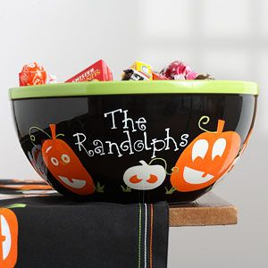Off to Market: Halloween Candy Bowl | Candy bowl, Halloween candy ...
