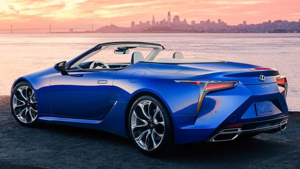 2021 Lexus Lc 500 Convertible Price Wallpaper di 2020